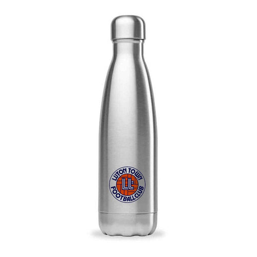 Luton Town Retro Crest Water bottle