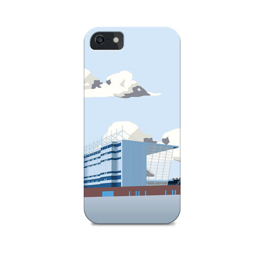 Maine Road Illustrated Phone Case