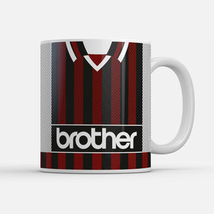 Man City 95 Away Kit Mug