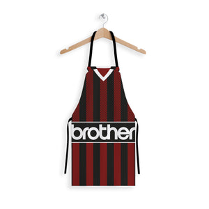 Man City 1995 Away Apron