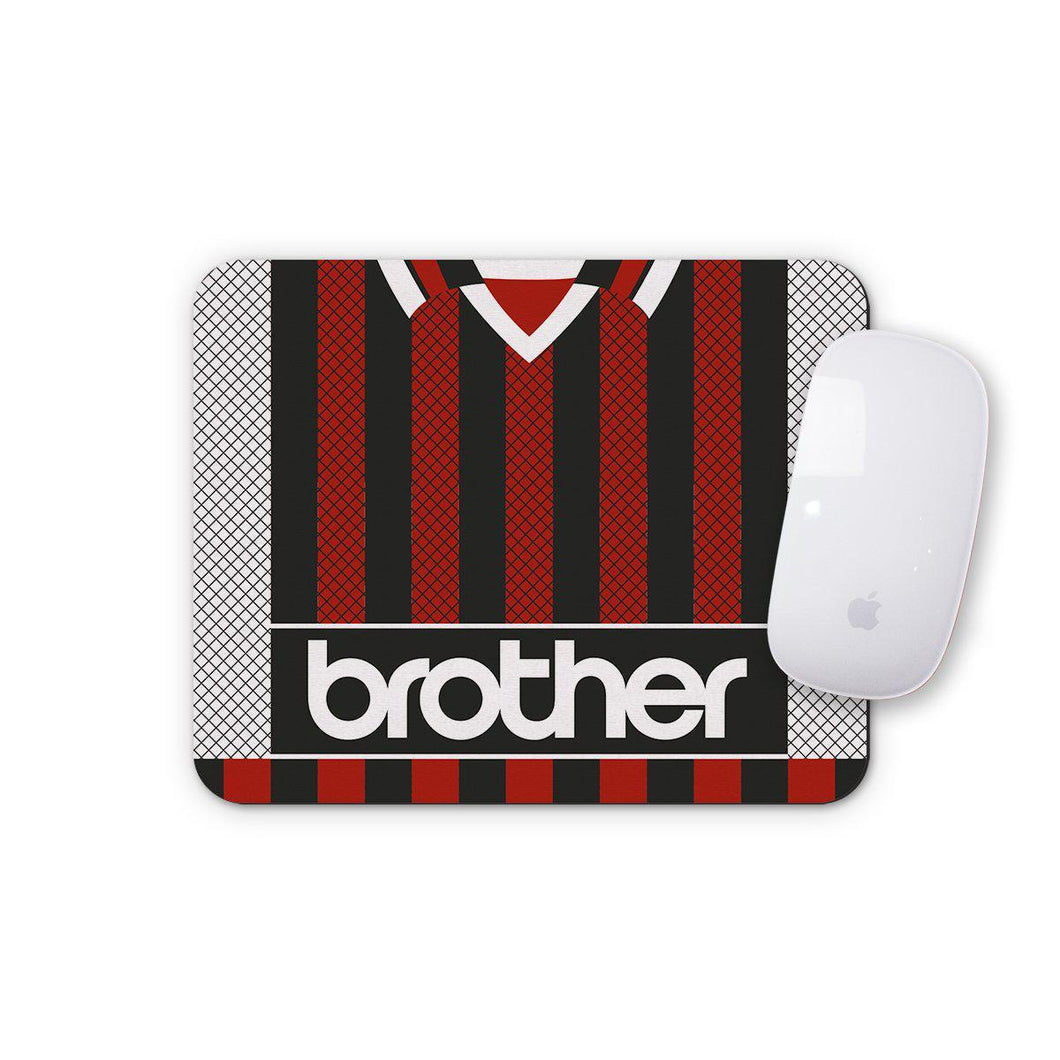 Man City 1995 Away Mouse Mat-Mouse mat-The Terrace Store