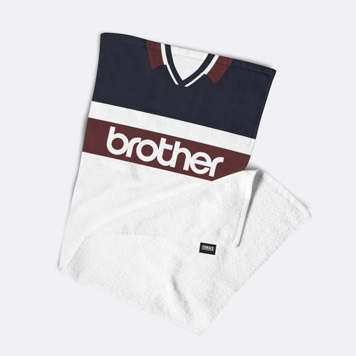 Man City '98 Away Towel-Towels-The Terrace Store