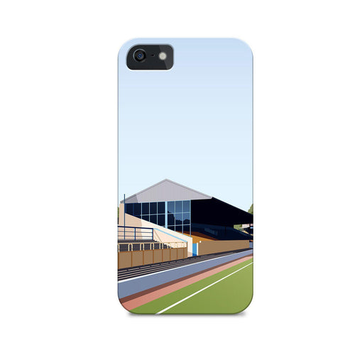 Manor ground Illustrated Phone Case