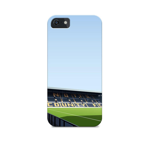 Meadow Lane Illustrated Phone Case