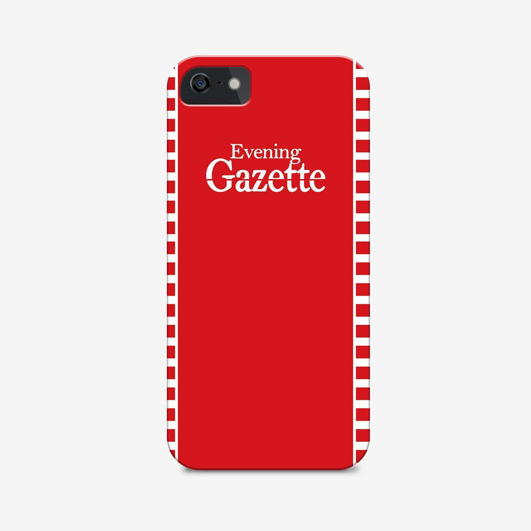 Middlesbrough 1990 Home Phone Case-CASES-The Terrace Store