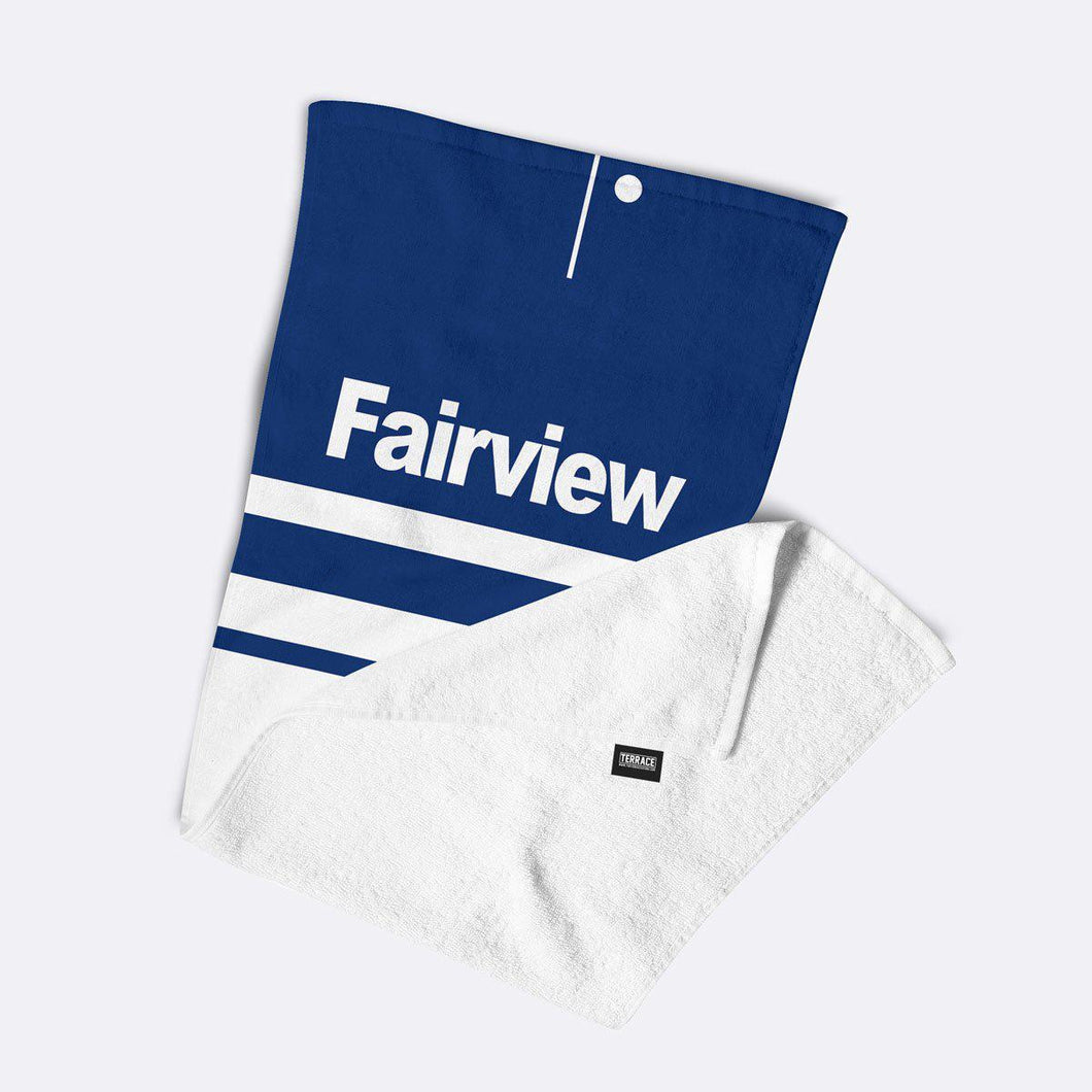 Millwall '92 Home Towel-Towels-The Terrace Store