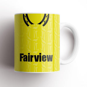 Millwall 1993 Away Mug-Mugs-The Terrace Store