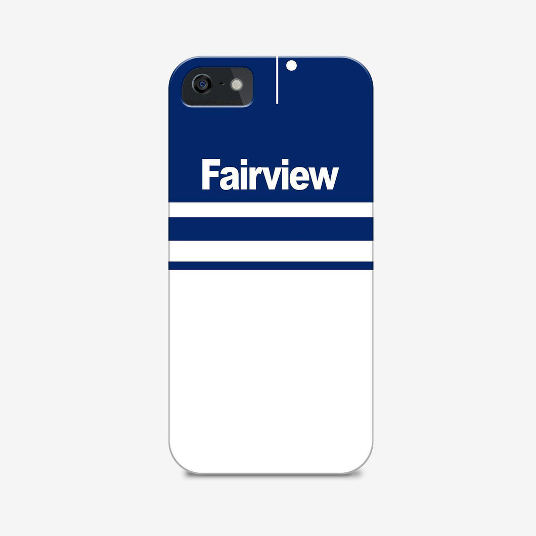 Millwall 1992 Home Phone Case-CASES-The Terrace Store