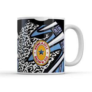 Newcastle 1996 Keeper Kit Mug