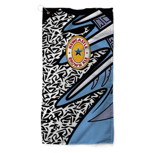 Newcastle 1996 Keeper Golf Towel-Golf Towels-The Terrace Store