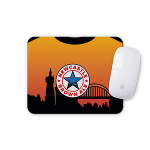 Newcastle 1997 Keeper Mouse Mat-Mouse mat-The Terrace Store