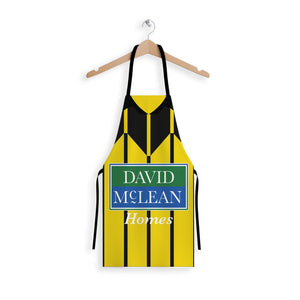 Newport County 1998 Apron-Aprons-The Terrace Store