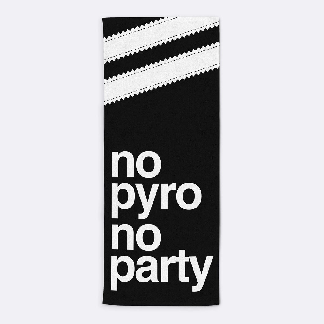 No Pyro No party Towel-Towels-The Terrace Store