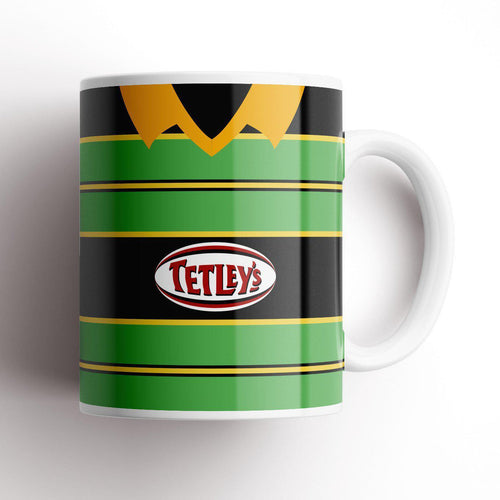 Northampton Saints 1998 Retro Kit Mug-Rugby Mugs-The Terrace Store