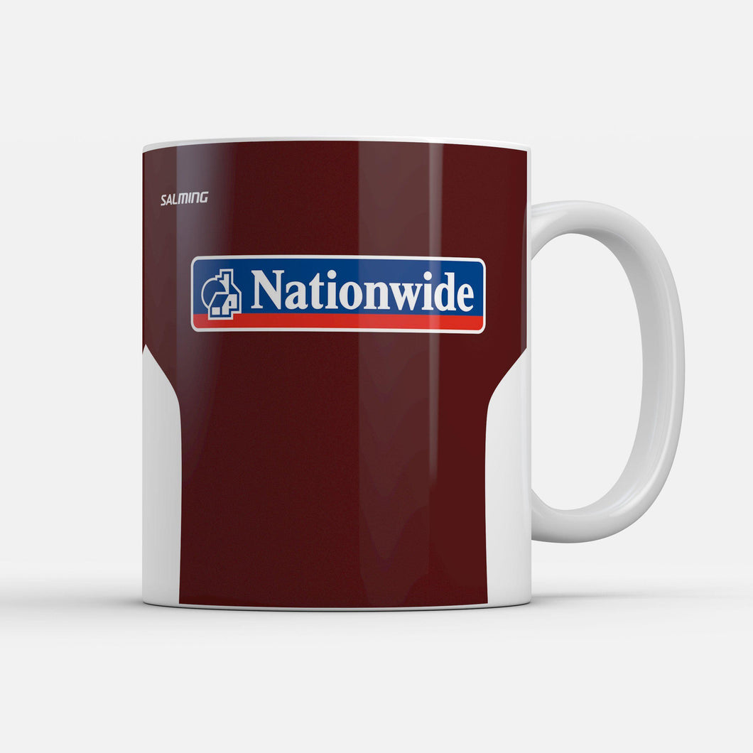 Northampton '05 Retro Inspired Mug-Mugs-The Terrace Store