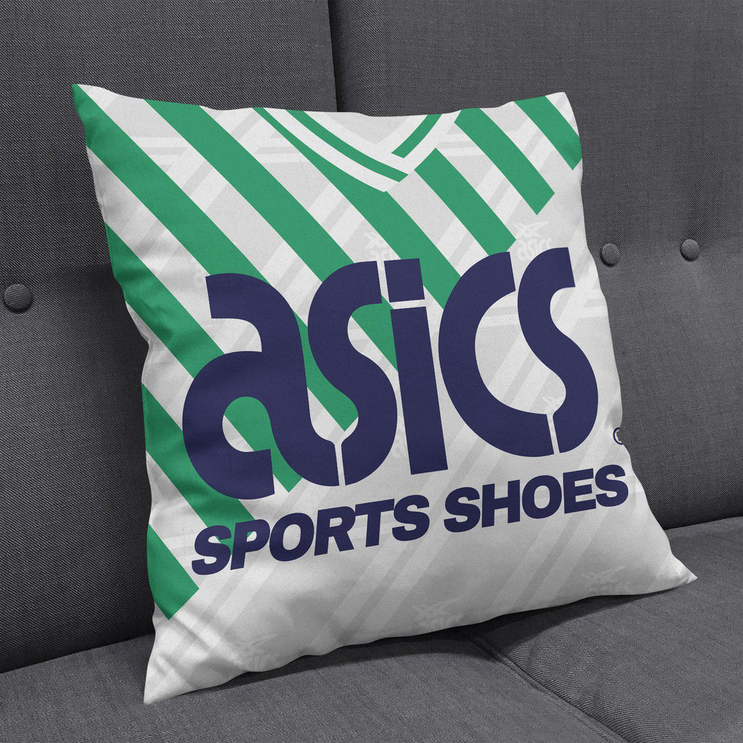Norwich '91 Away Cushion-Cushions-The Terrace Store