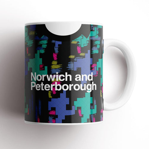 Norwich 1997 Keeper Kit Mug
