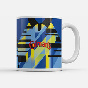 Norwich 1997 Keeper inspired Mug-Mugs-The Terrace Store
