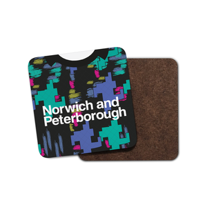 Norwich 1997 Keeper Coaster
