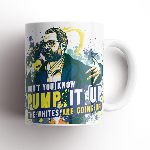 Grady Draws Leeds Orta Pump It Up Mug