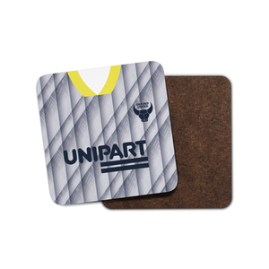 Oxford United 1996 Away Coaster