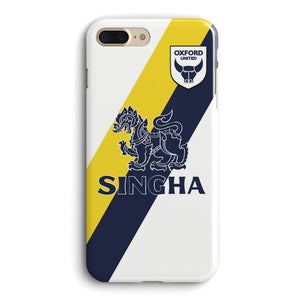 Oxford United 2019/20 Away Phone Case