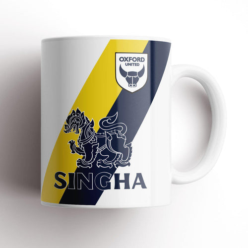 Oxford United 2019/20 Away Mug