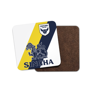 Oxford United 19-20 Away Coaster-Coaster-The Terrace Store