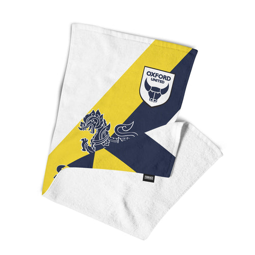 Oxford United 19/20 Away Towel-Towels-The Terrace Store