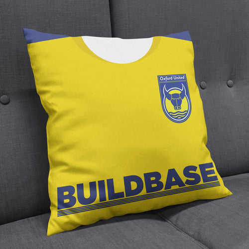 Oxford United 2010 Home Cushion-Cushions-The Terrace Store