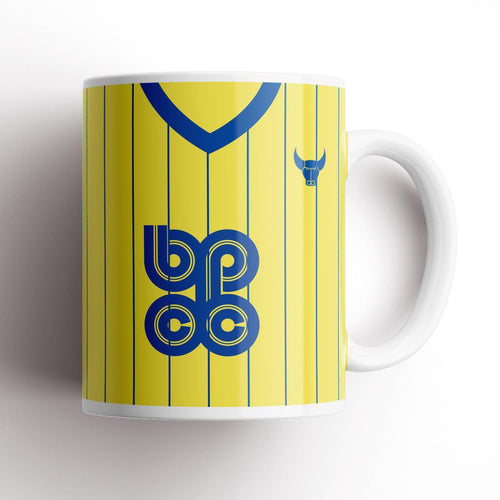 Oxford United 1983 Home Mug-Mugs-The Terrace Store