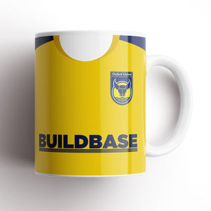 Oxford United 2010 Home Mug-Mugs-The Terrace Store