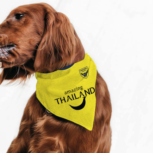 Oxford United 21 Home Pet Bandana