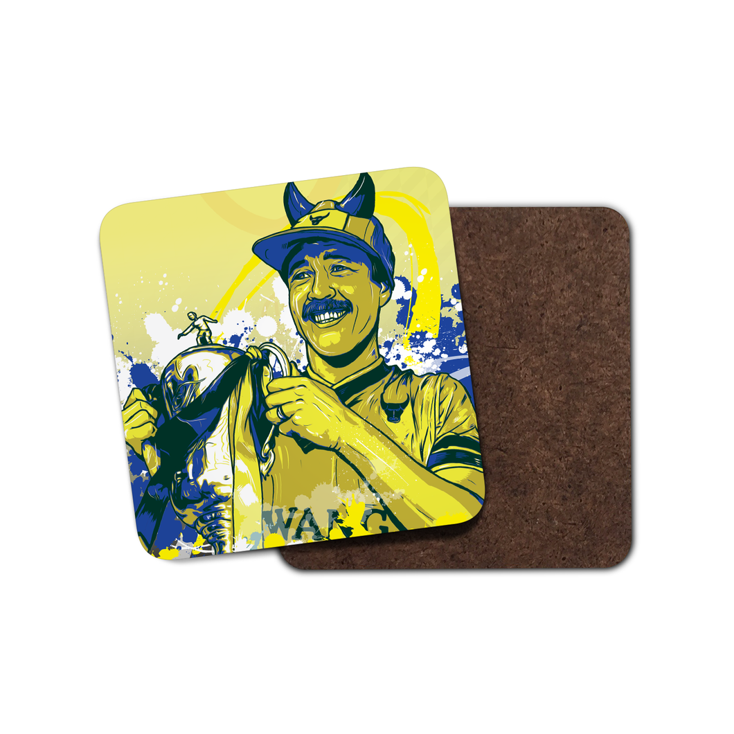 Oxford United Limited Edition 1986 Coaster
