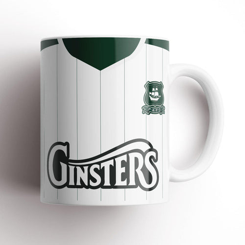 Plymouth Argyle 20/21 Away Kit mug