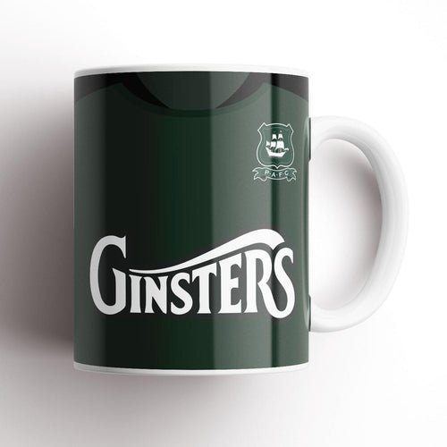 Plymouth Argyle 20/21 Home Kit mug