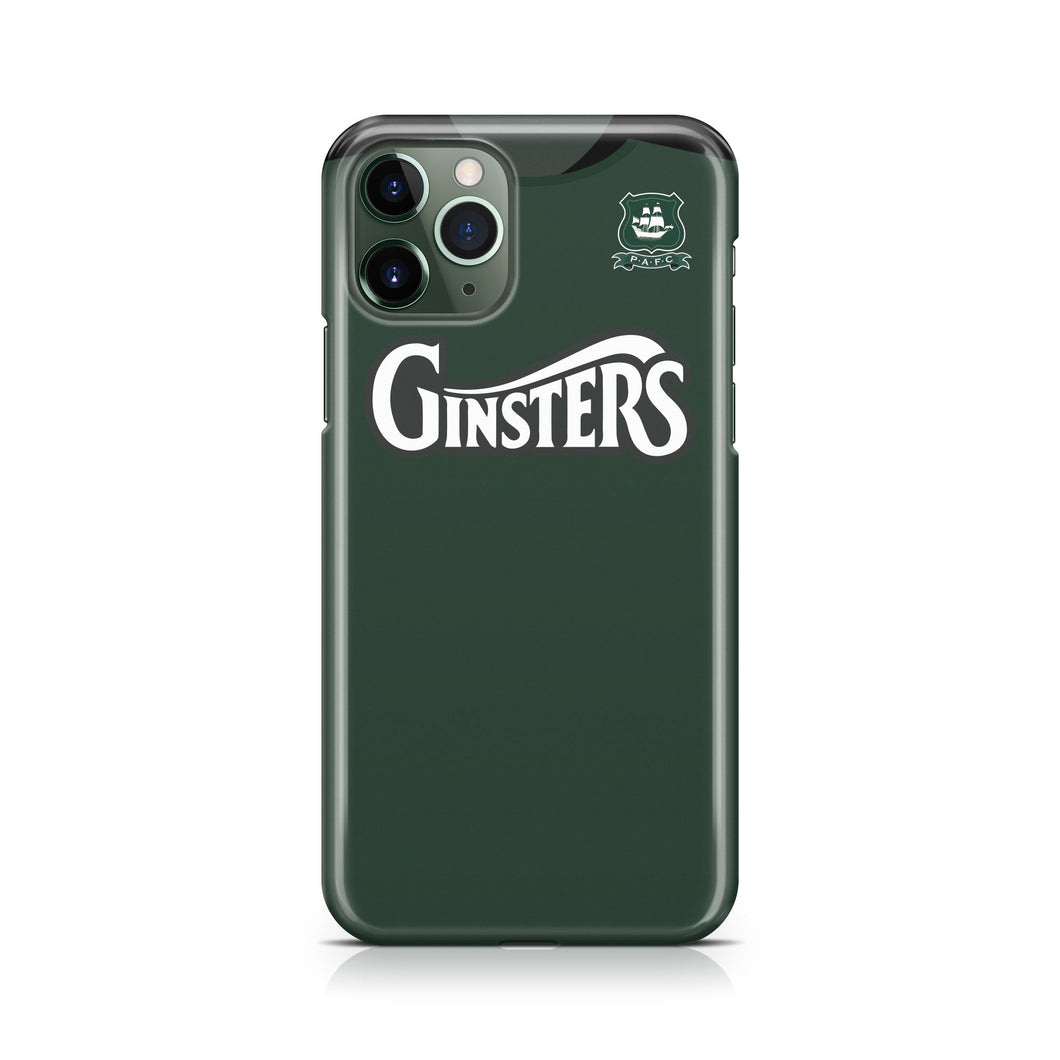 Official Plymouth Argyle kit phone cases