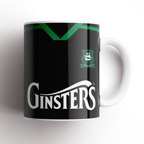 Plymouth Argyle 20/21 Third Kit mug