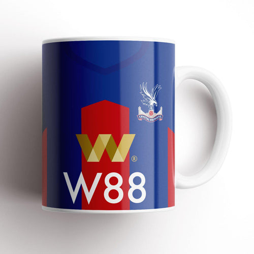 Crystal Palace 20-21 Home Kit Mug