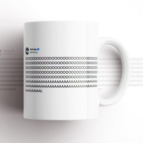 Phil Hay GOAL Mug-Mugs-The Terrace Store
