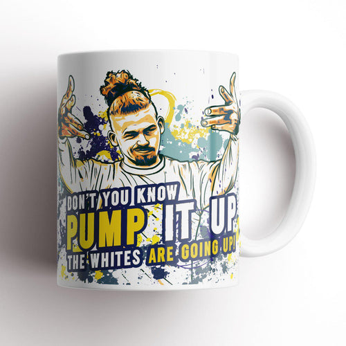 Grady Draws Leeds Phillips Pump It Up Mug