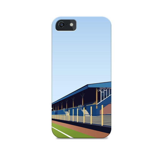 Plough Lane Illustrated Phone Case