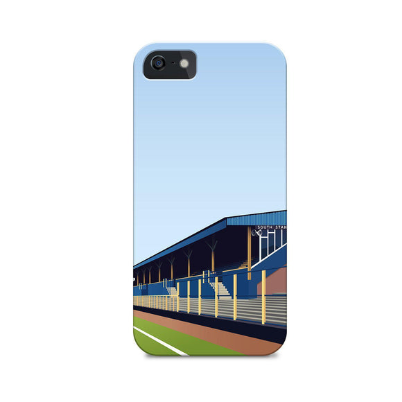 plough lane football gift illustrated phone case