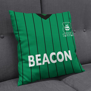 Plymouth Argyle '84 Cushion-Cushions-The Terrace Store
