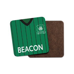 Plymouth Argyle 1984 Coaster-Coaster-The Terrace Store