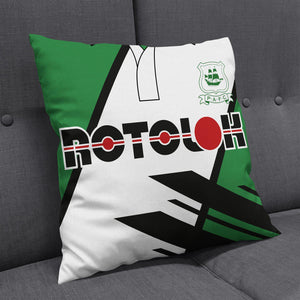 Plymouth Argyle '96 Cushion-Cushions-The Terrace Store