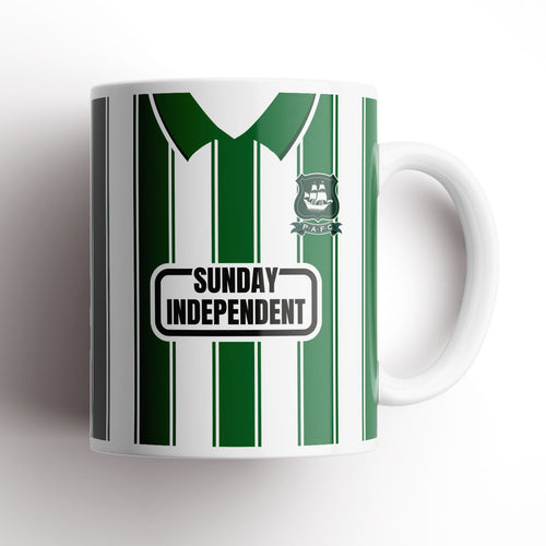 Plymouth Argyle 1992 Kit Mug