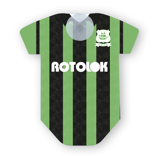 Plymouth Argyle 1995 Car Kit Hanger
