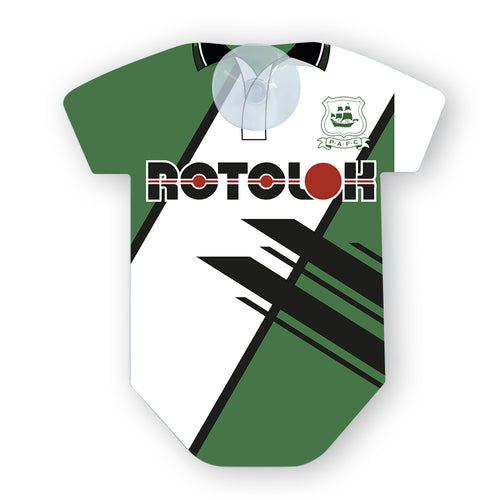 Plymouth Argyle 1996 Home Car Kit Hanger