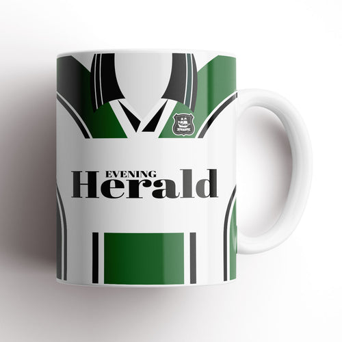 Plymouth Argyle 1999 Kit Mug